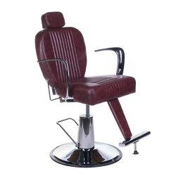 Barbers křeslo OLAF BH-3273 višňové