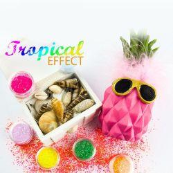 Prášek na nehty Tropical Effect 6