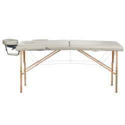 Masážní a rehabilitační skládací stůl BS-523 - šedý