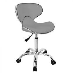 GABBIANO Kosmetická stolička Q-4599 - šedá