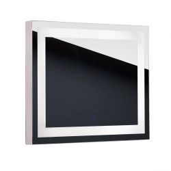 Zrcadlo s LED osvětlením NEW YORK 80x65 cm