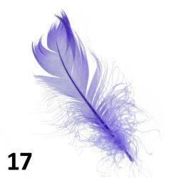 Peříčka na nehty č.17 - 5 ks