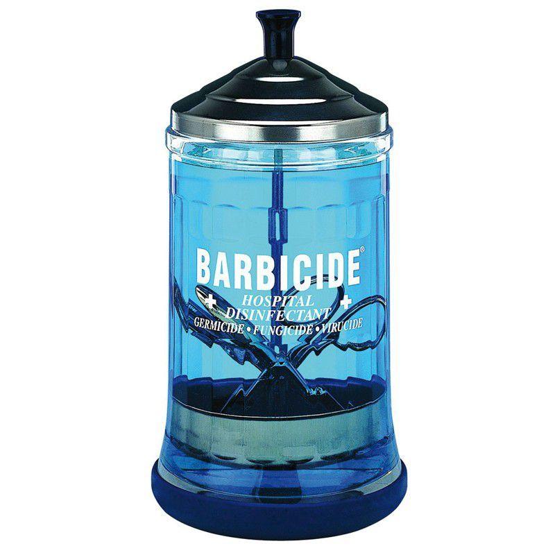 BARBICIDE Skleněná nádoba na dezinfekci 750ml