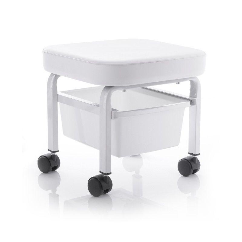 Kosmeticko pedikérská stolička s vaničkou