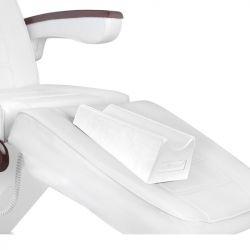 Podnožka na pedikérská křesla bílá (AS)