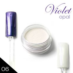 06. Chromatic pigment - VIOLET OPAL - Chromový efekt (A)