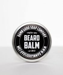 Balzám na vousy DAMN GOOD SOAP - Beard Balm Original 50ml (B)
