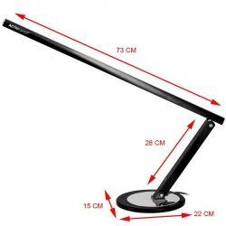 Stolní lampa SLIM 20W černá