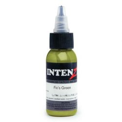 Tetovací barva Intenze Ink 30ml, Andy Engel - Flo's Green (K)