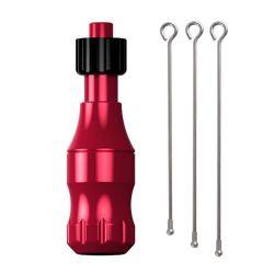 25mm ELITE Cartridge Grip nastavitelný - červený (NATS)