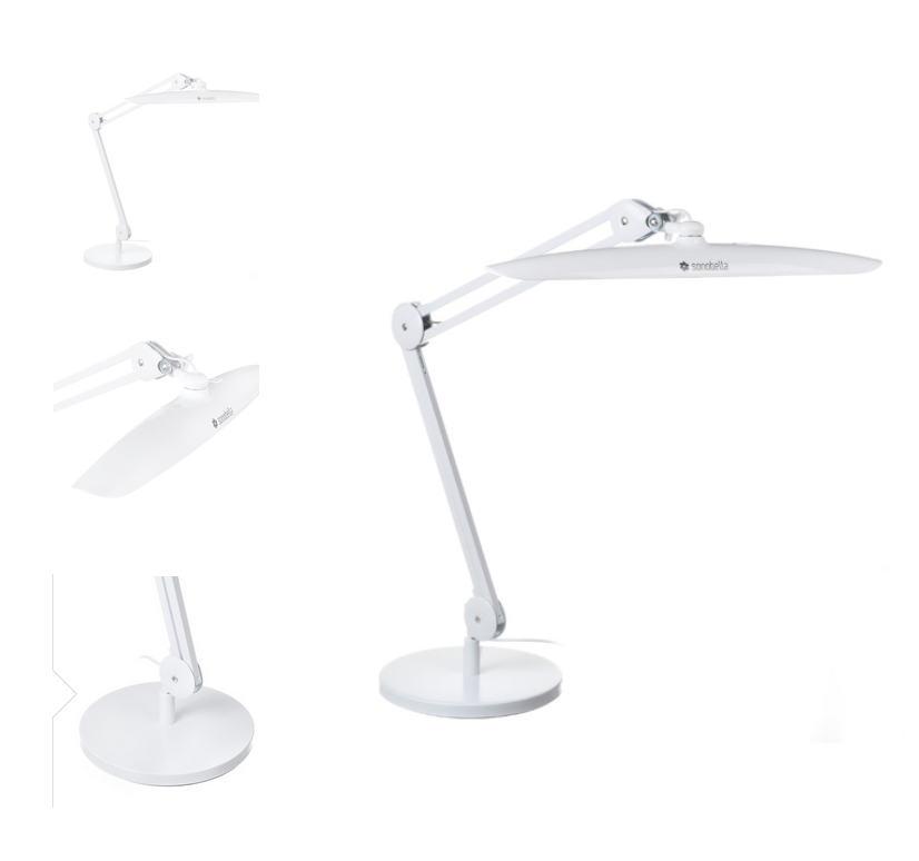 Stolní lampa Sonobella BSL-02 LED 24W