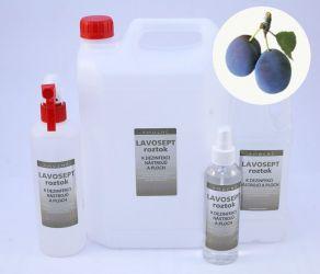 Dezinfekce na nástroje a plochy 1000 ml náhradní náplň - aroma trnka (AM)