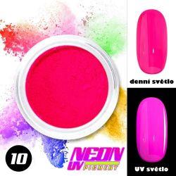 NEON UV pigment - neonový pigment v prášku 10 (A)