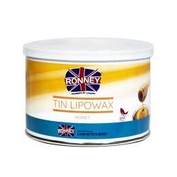 Depilační vosk v plechovce 400 ml medový