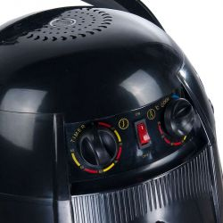 Vysoušeč na vlasy BB-6082H černý závěsný